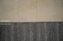 Giallo-sandblasted-Marron-venk-Schrier